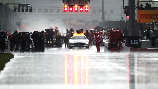 safety car gp do canadá (Foto: agência Getty Images)