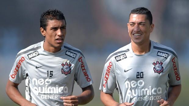 e2d1e6b58f Corinthians garimpa Ralf e Paulinho e segue tradição dos volantes ...
