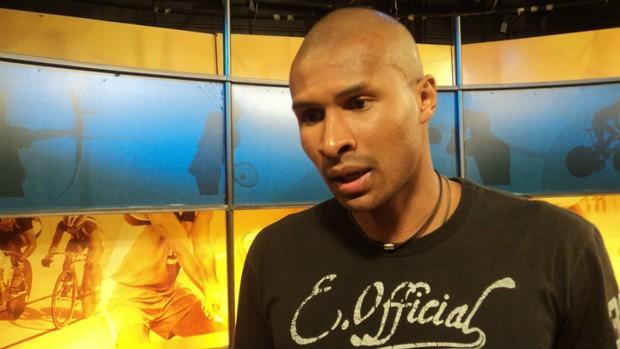 Leandro Barbosa no 'Arena' (Foto: SporTV.com)
