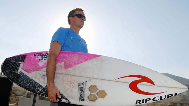 surfe Tom Curren (Foto: Alexandre Durão / Globoesporte.com)