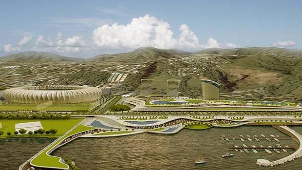 beira-rio internacional copa do mundo (Foto: Divulgação/Site Oficial)
