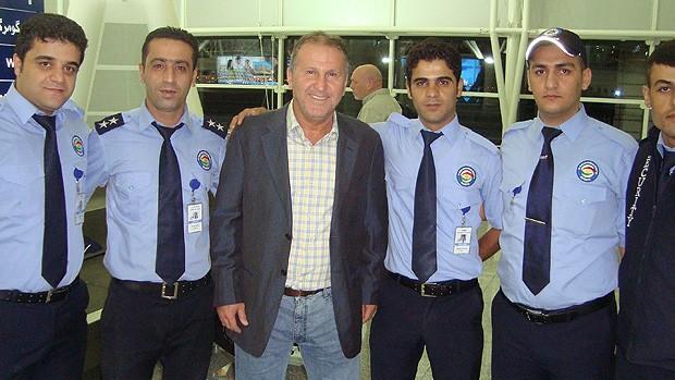 zico Iraque (Foto: Divulgação)