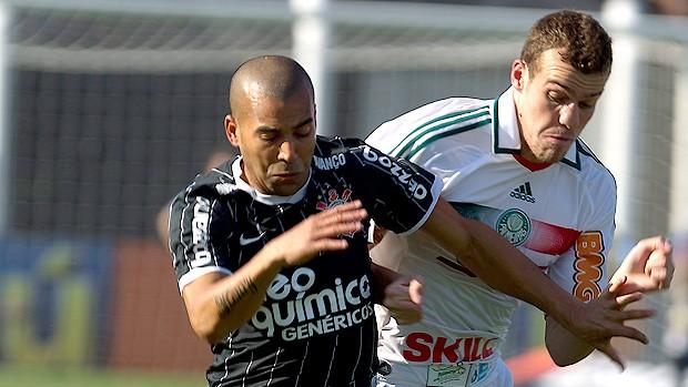 Timão perde de virada, mas garante 'título' do turno (Daniel Augusto Jr. / Agência Estado)