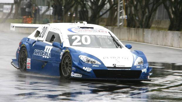 Ricardo Sperafico, o mais rápido nos treinos livres da Stock Car em Salvador (Foto: Vanderley Soares / StockCar)