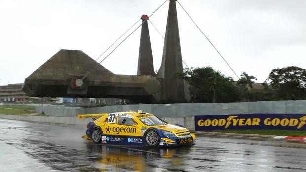 Stcok Car: Eduardo Leite acelera na etapa de Salvador (Foto: Vanderley Soares)