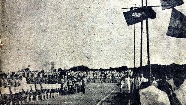 Construção do PV mudou o futebol cearense (Arquivo Pessoal/Airton Fontenele)