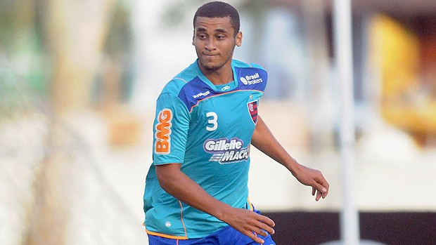 Welinton Souza Flamengo (Foto: VIPCOMM)