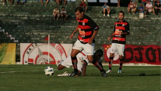 Campinense x Guarany de Sobral pela Série C do Campeonato Brasileiro (Foto: Cid Barbosa/Agência Diário)