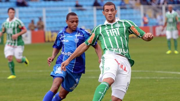 Fernandão, Avaí x Palmeiras (Foto: Antônio Carlos Mafalda/Agência Estado)