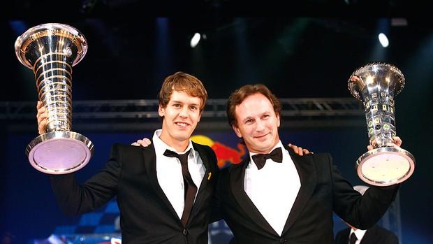 Vettel campeão 2010 (Foto: Getty Images)