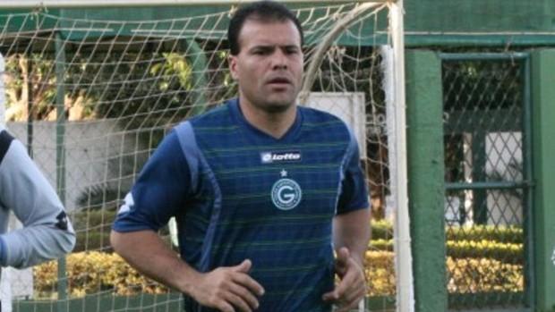 Harlei, goleiro do Goiás (Foto: Rosiron Rodrigues/Goiás E.C.)