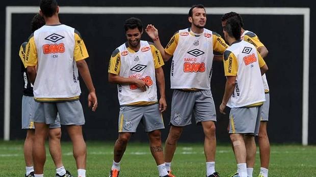 Treino Santos 2 (Foto: Ivan Storti / Santos FC)