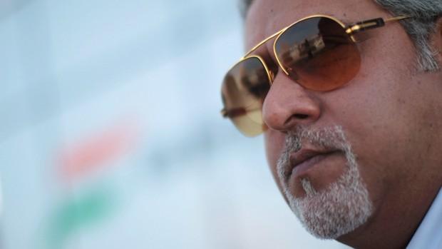 Vijay Mallya, chefe da Force India (Foto: Getty Images)