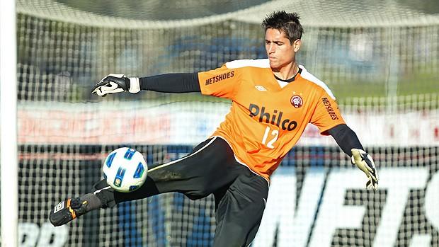 Renan Rocha     Atlético-PR (Foto: Agência Estado)