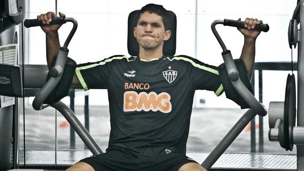 Atacante Magno Alves, do Atlético-MG (Foto: Bruno Cantini / Site oficial do Atlético-MG)