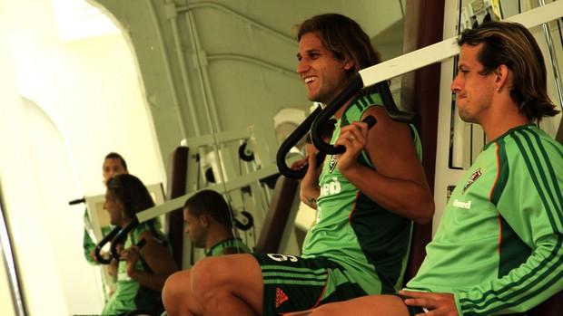 rafael moura diguinho fluminense (Foto: Nelson Perez/FluminenseF.C.)