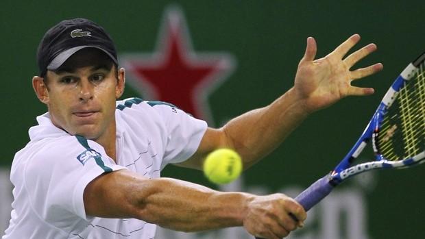 Roddick vence e vai às quartas do Masters 1.000 de Xangai