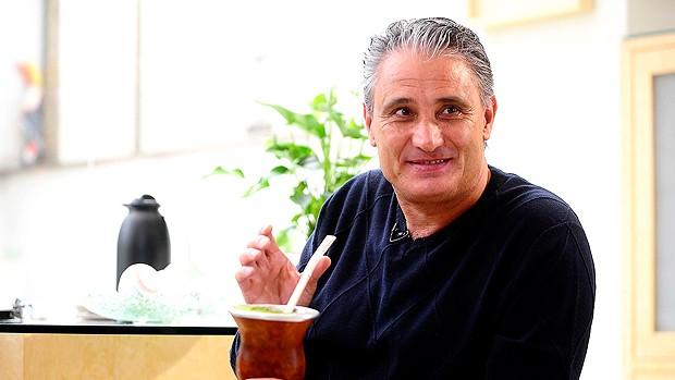 tite corinthians especial (Foto: Marcos Ribolli / Globoesporte.com)