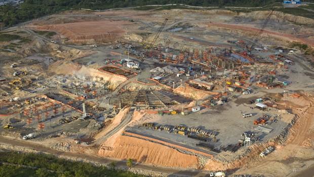 Arena Pernambuco obras (Foto: Divulgação)