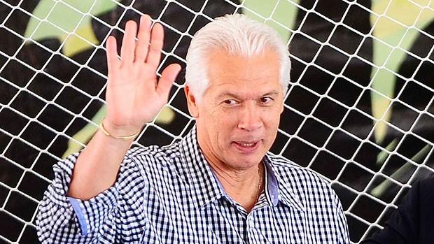 técnico Leão (Foto: Marcos Ribolli / GLOBOESPORTE.COM)