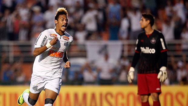 Tata: Neymar 'aliviou juiz'; Muricy liga e dá parabéns (Ag. Estado)
