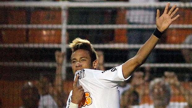 Após espetáculo, Neymar ganha folga até quarta-feira (Ag. Estado)