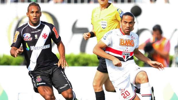 Vasco e São Paulo empatam em São Januário: 0 a 0