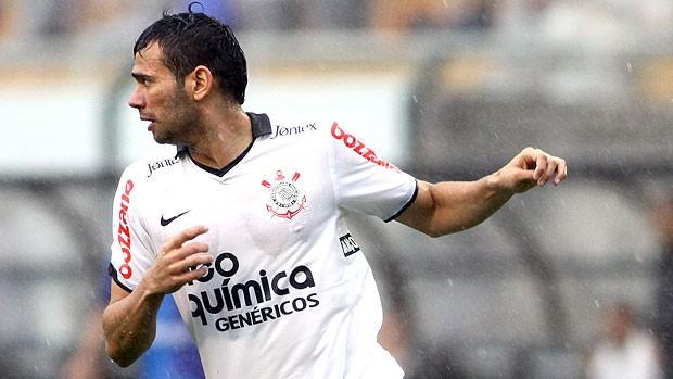 Timão perde zaga titular para jogo com América-MG