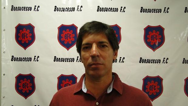 Gottardo é o novo técnico do Bonsucesso (Foto: Divulgação)