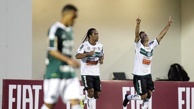 Davi gol Coritiba (Foto: Ag. Estado)