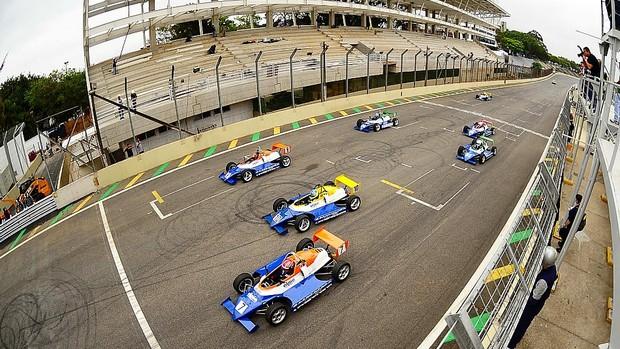 Simulado GP do Brasil Interlagos (Foto: Marcos Ribolli/GLOBOESPORTE.COM)