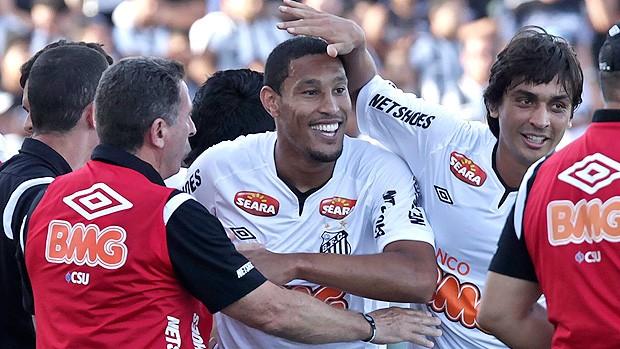 Bruno Aguiar santos gol ceará (Foto: Jarbas Oliveira / Agência Estado)