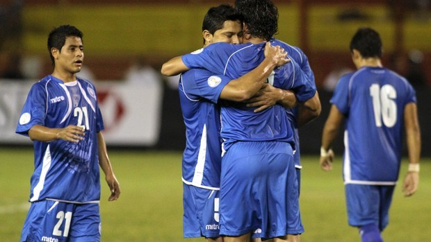 El Salvador x Suriname (Foto: EFE)