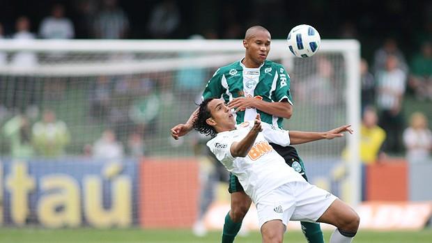 Diogo Santos Jonas Coritiba (Foto: Ag. Estado)