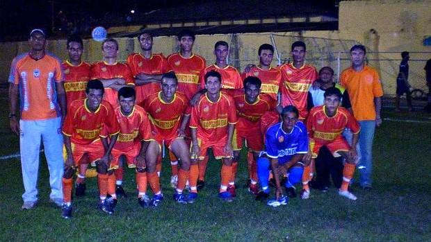 Campeão do Amazonense de 2008 (Foto: Divulgação/Holanda)