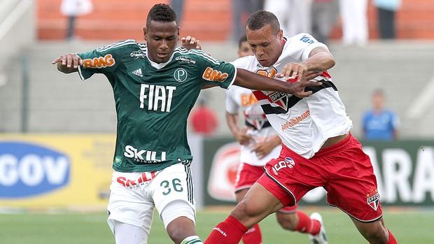 Libertadores longe: Tricolor perde para Palmeiras (Idário Café / Vipcomm)