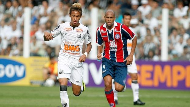 Santos se despede da Vila em empate com Bahia