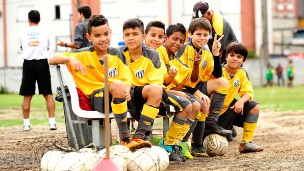 Meninos da Vila  como o Santos mantém tradição de formar craques ... 6781c87bd0277