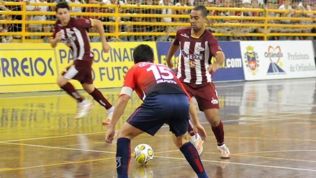 e64f4ebae7 Taça Brasil de Futsal Joinville x Orlândia final 4 (Foto  Luciano  Bergamaschi   CBFS