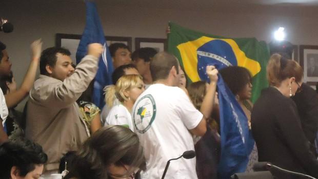 Lei Geral (Foto: Marcelo Parreira/Globoesporte.com)