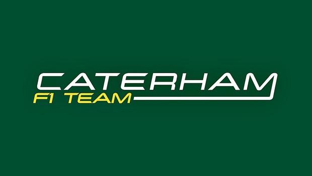 Novo logo da equipe Caterham na Fórmula 1 (Foto: Divulgação)