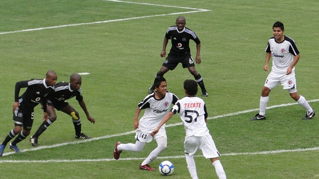 Orlando Pirates versus Tijuana - Future Champions (Foto: Lucas Catta Prêta / Globoesporte.com)