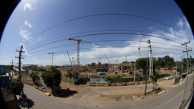 Bairro da Arena (Foto: Juliano Kracker, Divulgação)
