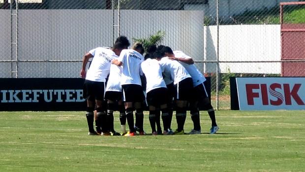 corinthians copa são paulo juniores jogo-treino (Foto  Diego Ribeiro    Globoesporte. Time ... e1a53c14dcb2f