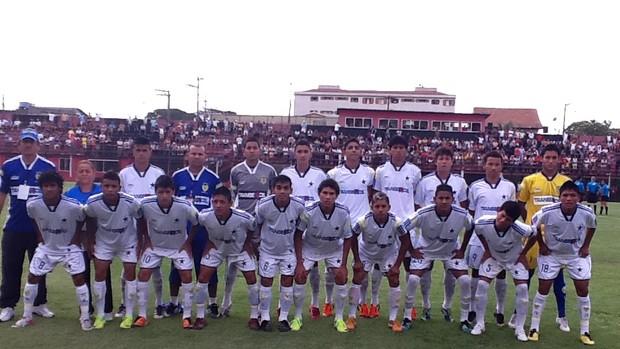 Nacional perde por 1 a 0 para o Figueirense pela Copa SP (Foto: Divulgação/Nacional)
