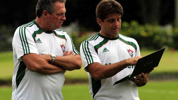 Flu fará três jogos-treinos antes da estreia no Carioca  (Nelson Perez/FluminenseF.C.)