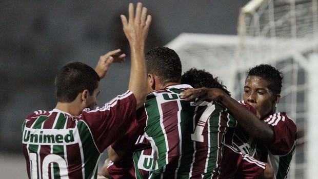 Fluminense goleia o Ji-Paraná em sua estreia na Copinha (Agência Estado)