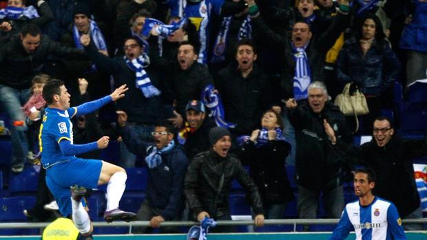 Alvaro Vasquez gol Real (Foto: Reuters)