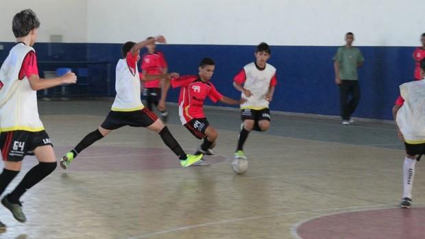 Destaque do time, Gabriel Marreco não tem medo da competição (Foto: Frank Cunha)