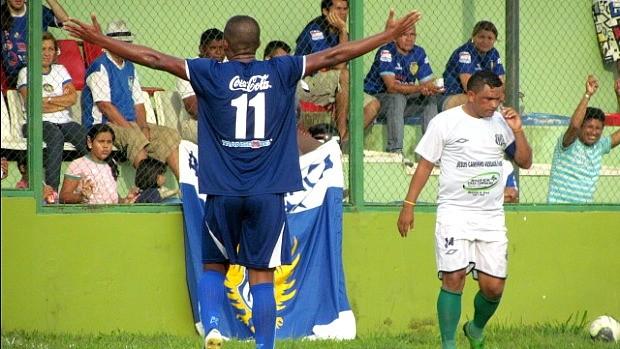 No último confront, contra o Iranduba, o Nacional venceu por 1 a 0 (Foto: João Paulo Oliveira/Nacional)